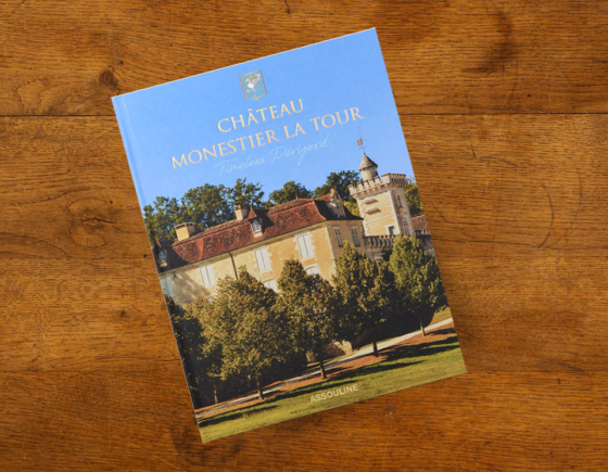 Château Monestier La Tour published by Assouline